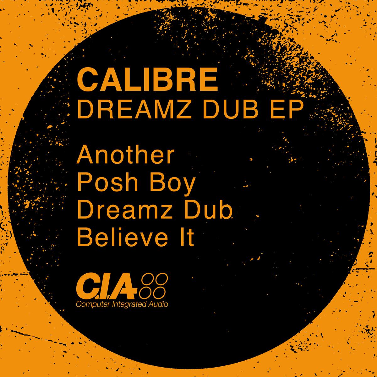 Calibre - Dreamz Dub EP