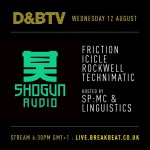 D&BTV Live #211 Shogun Audio Takeover + Drum&BassArena Summer Selection BBQ 2015