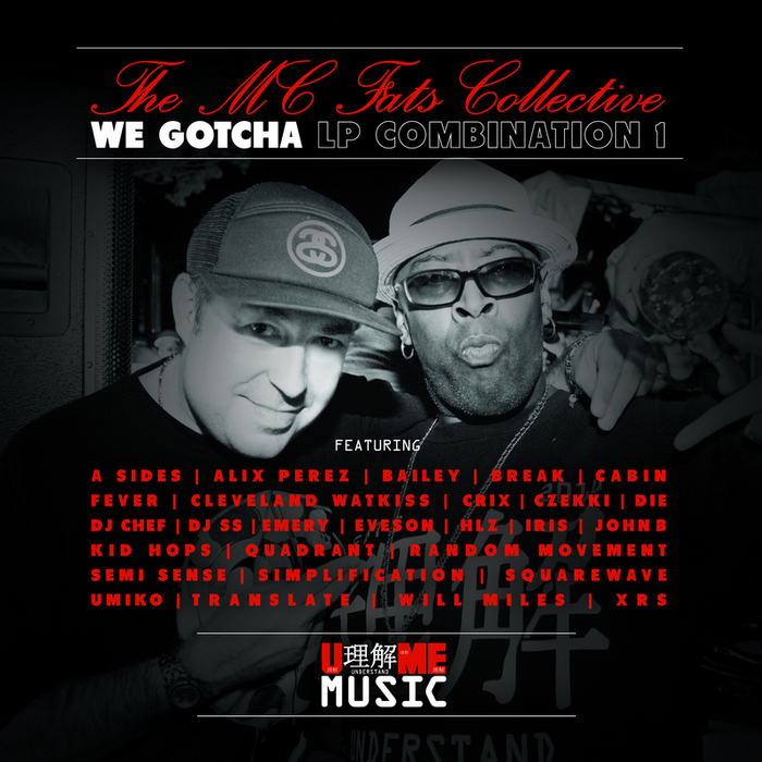 MC Fats Collective - We Gotcha LP