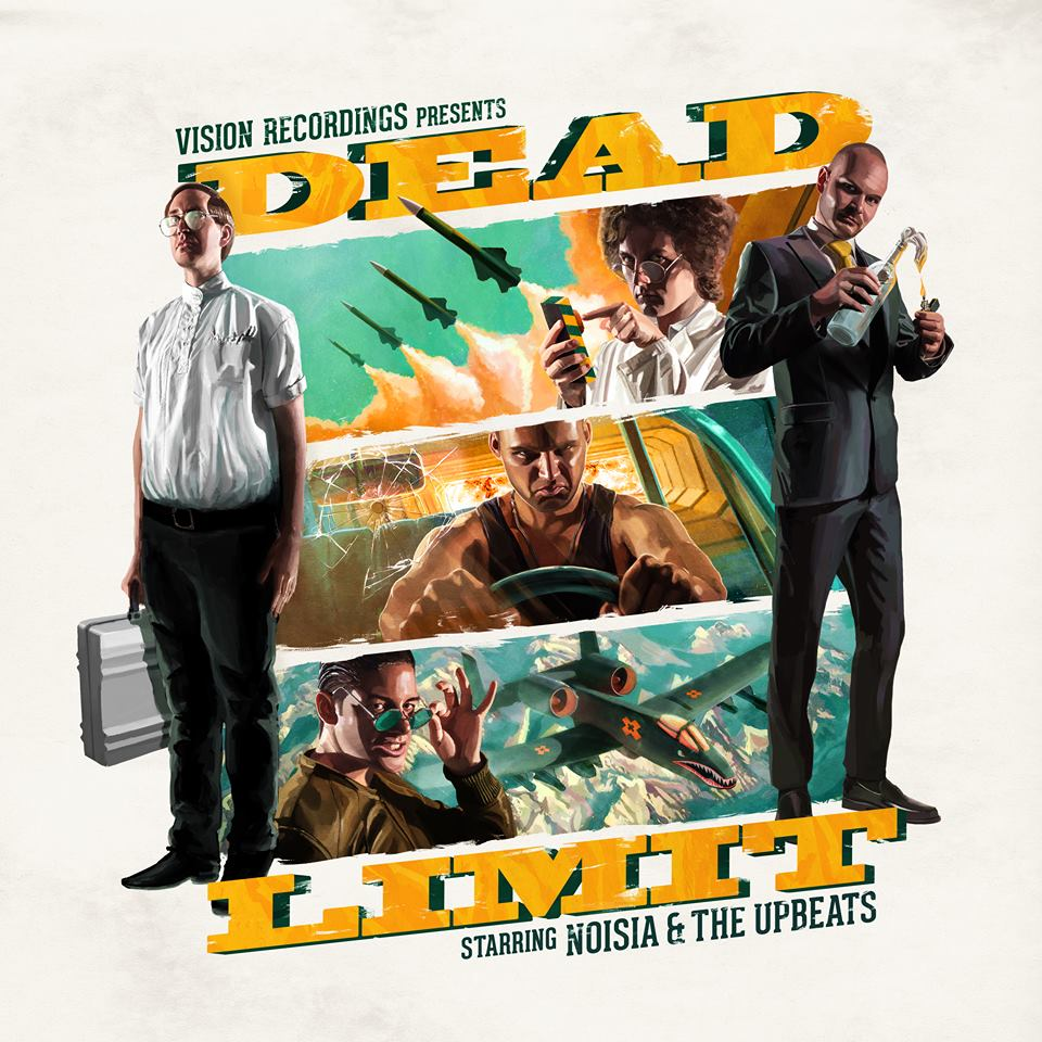 Noisia & The Upbeats - Dead Limit