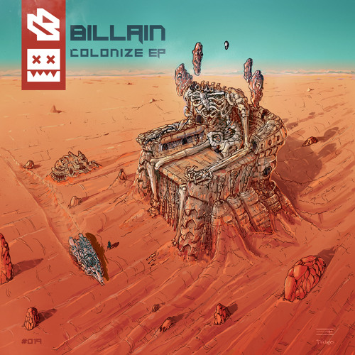 Billain - Colonize EP
