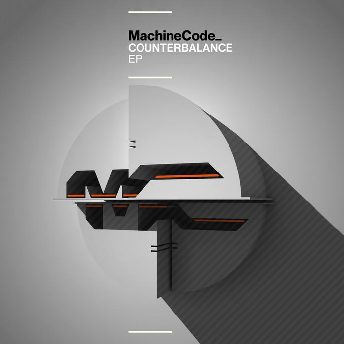 Machine Code - Counterbalance EP