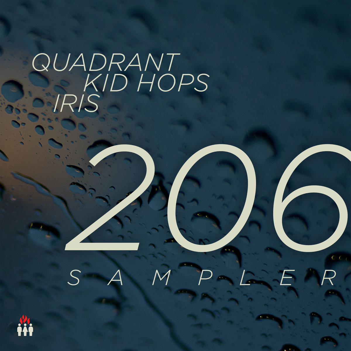 Quadrant, Kid Hops & Iris - 206 Album Sampler