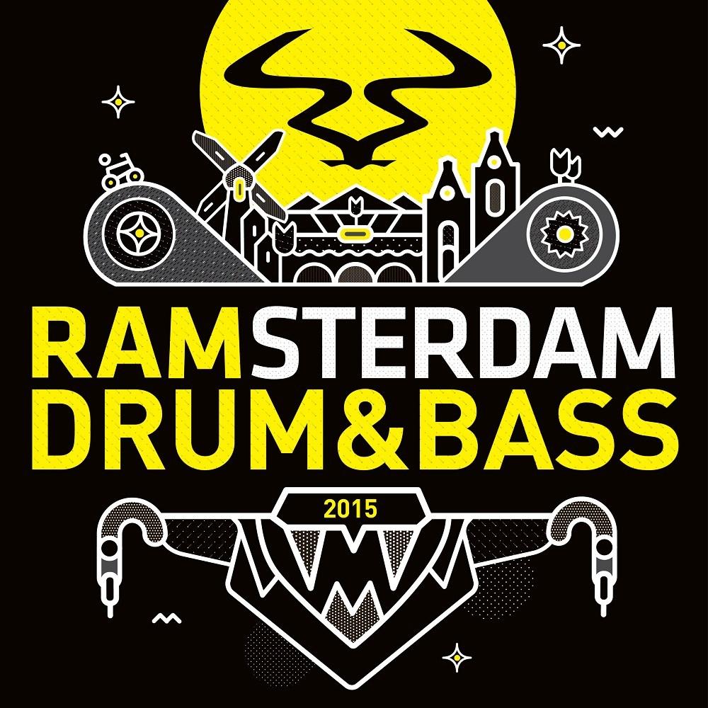 VA - RAM Drum & Bass Amsterdam 2015