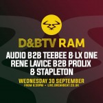D&BTV Live #213 RAM Records takeover