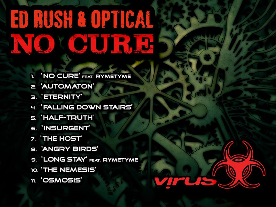 Ed Rush & Optical - No Cure1