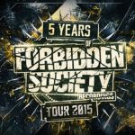Katharsys, Hallucinator, Forbidden Society & Counterstrike — 5 Years FS Recordings