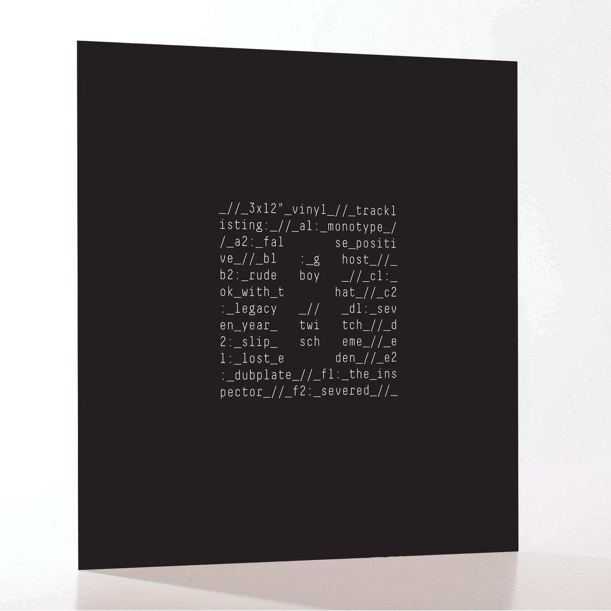 Module Eight - Legacy LP1