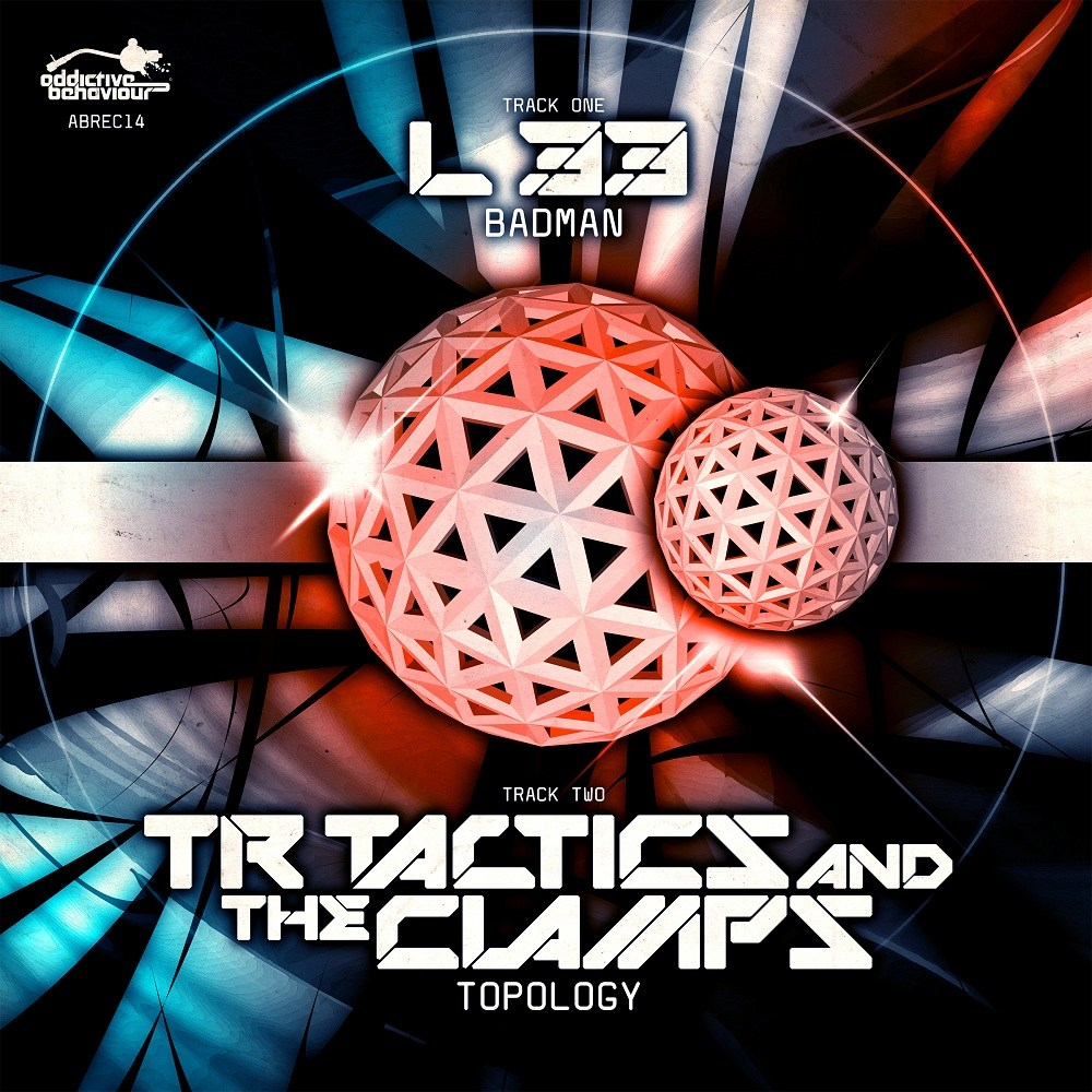 L 33  TR Tactics & The Clamps - Badman  Topology