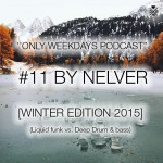 Nelver — Only Weekdays Podcast #11 (Winter Edition 2015)