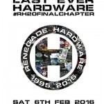 The Final Chapter – The Last Ever Renegade Hardware Event