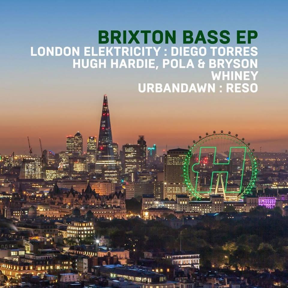 VA - Brixton Bass EP