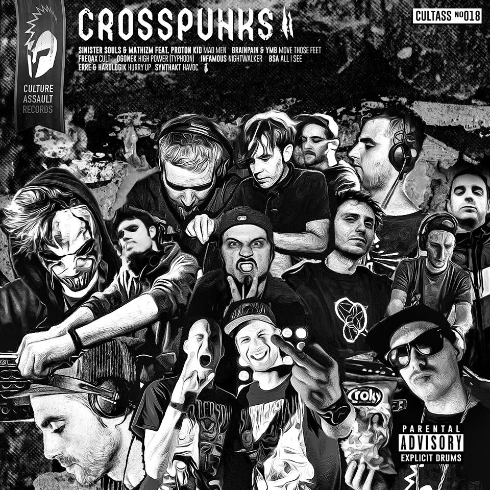 VA - CROSSPUNKS2