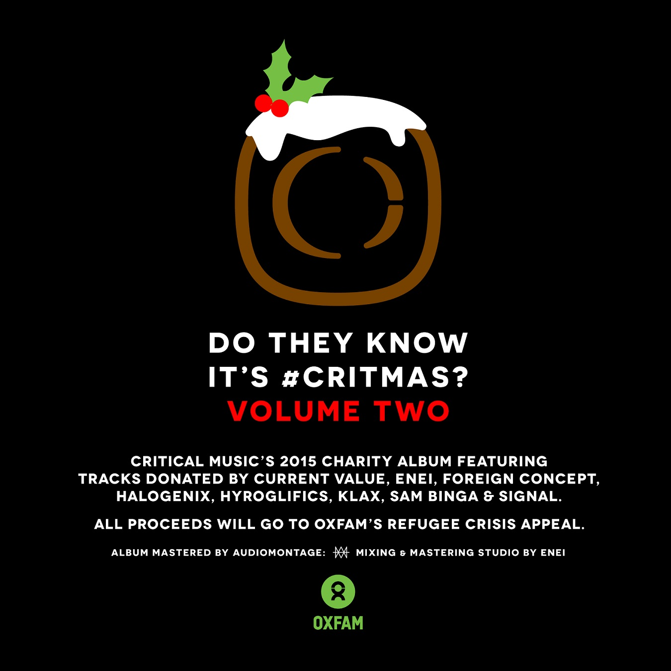 VA - Do They Know It's #Critmas Vol 2