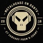 D&BTV Live #215 — Metalheadz Takeover
