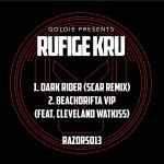 Rufige Kru — Dark Rider (SCAR Remix) / Beachdrifta VIP
