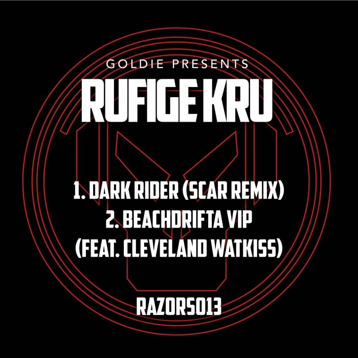 Rufige Kru - Dark Rider (SCAR Remix)  Beachdrifta VIP