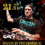 Switch Technique — Hell Kitchen Radioshow 167