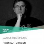 Chris.SU — Petofi DJ Mix (March 2016)