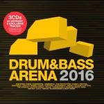 Drum&BassArena 2016 Compilation