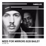 Need For Mirrors & Bailey – FABRICLIVE x Soul In Motion Mix