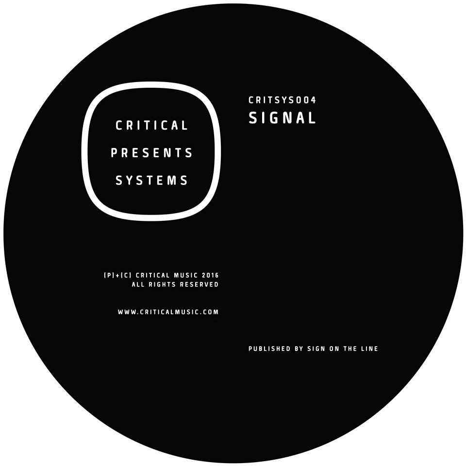 Critical Systems Vol.4 - Signal