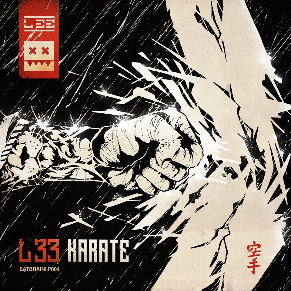 L 33 - Karate LP