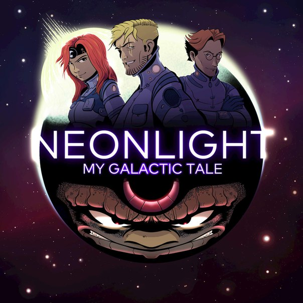 Neonlight - My Galactic Tale LP