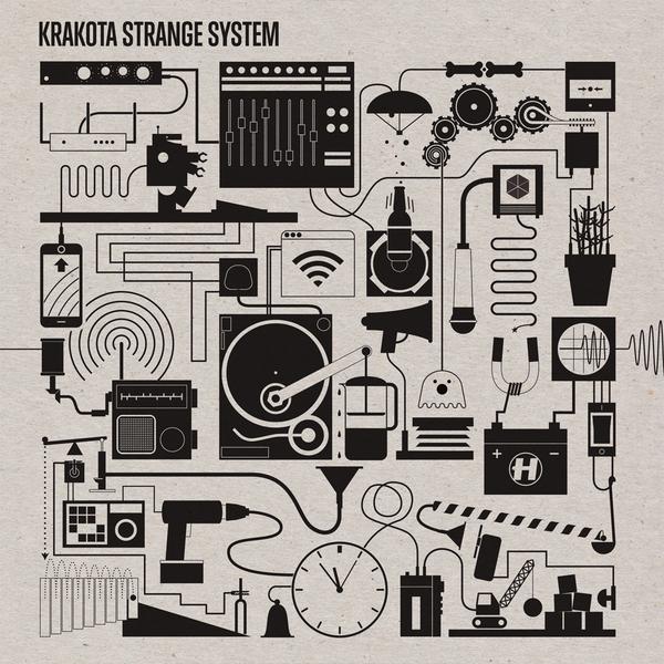 Krakota - Strange System LP