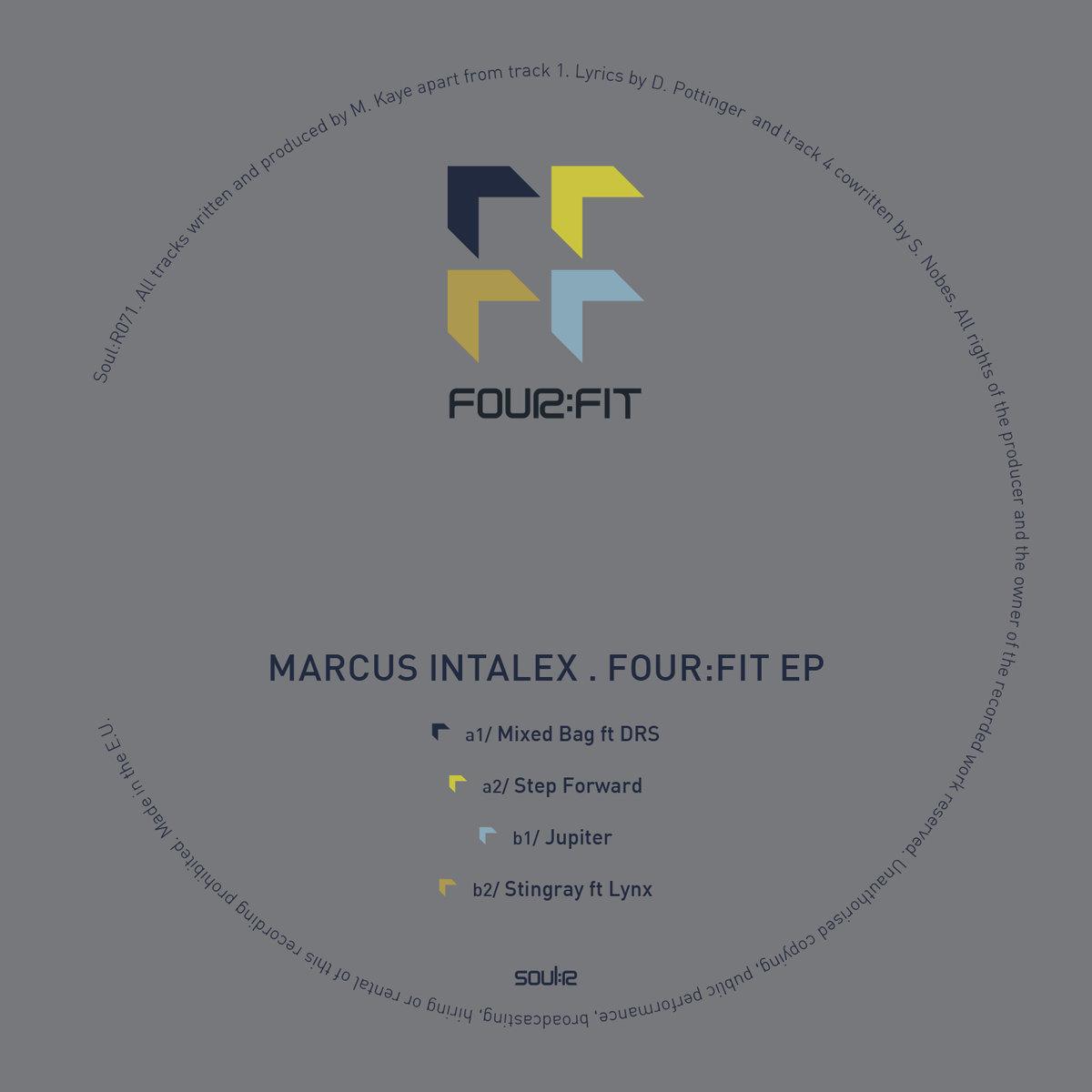 Marcus Intalex - Fourfit 008 E.P.