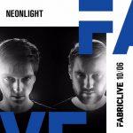 Neonlight – FABRICLIVE x Blackout Promo Mix (June 2016)