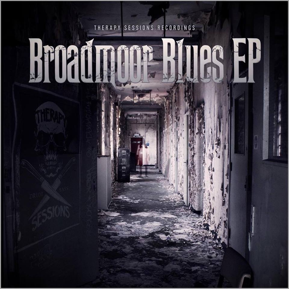 Robyn Chaos & Fortitude - Broadmoor Blues EP