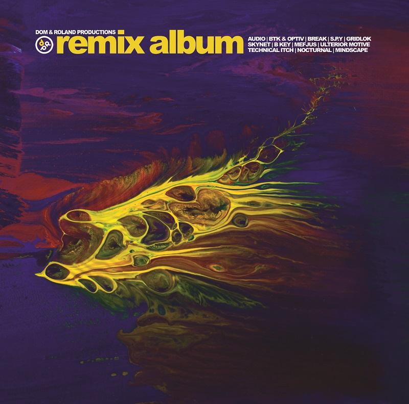 Dom & Roland Productions - Remix Album