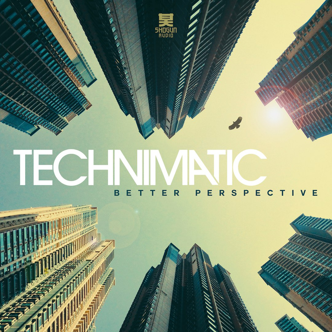 Technimatic - Better Perspective LP