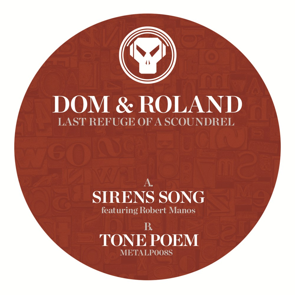 Dom & Roland - Last Refuge of a Scoundrel - Album Sampler 1