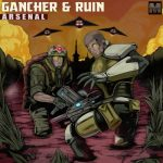 Gancher & Ruin — Arsenal LP