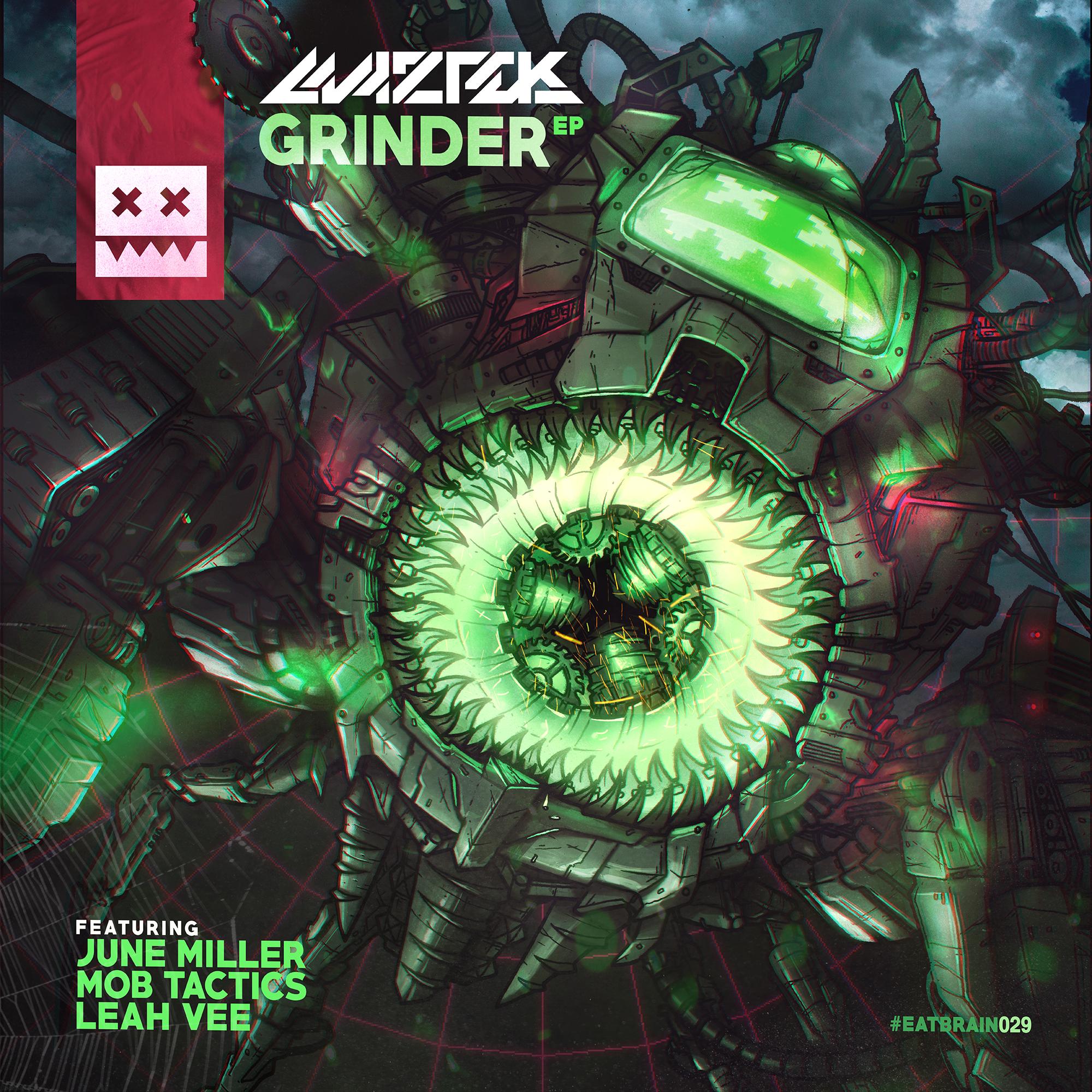Maztek - Grinder EP