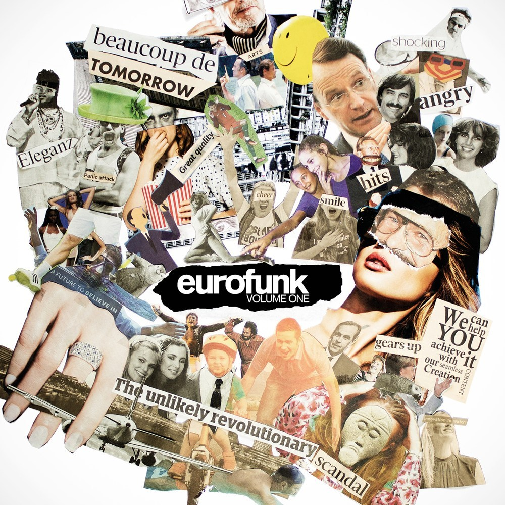Neodigital present Eurofunk Volume One