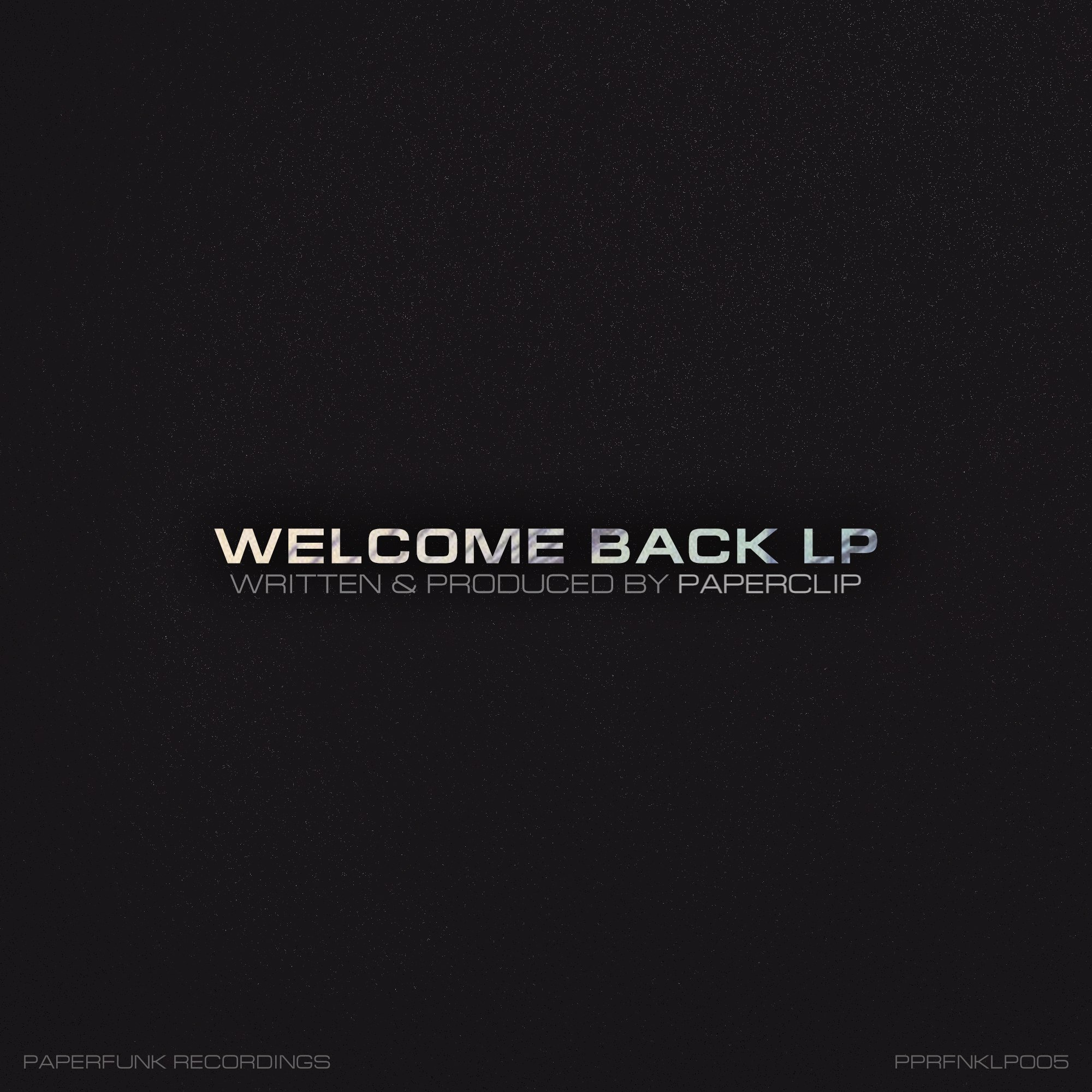 Paperclip - Welcome Back LP