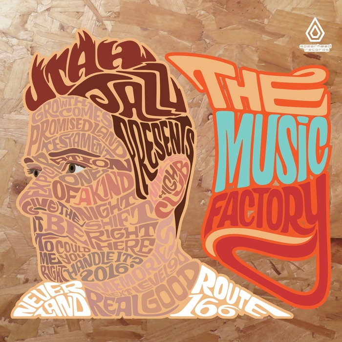 Utah Jazz - The Music Factory LP