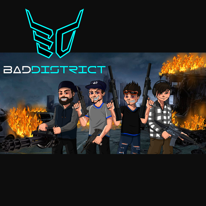 Bad District - The Get Out EP