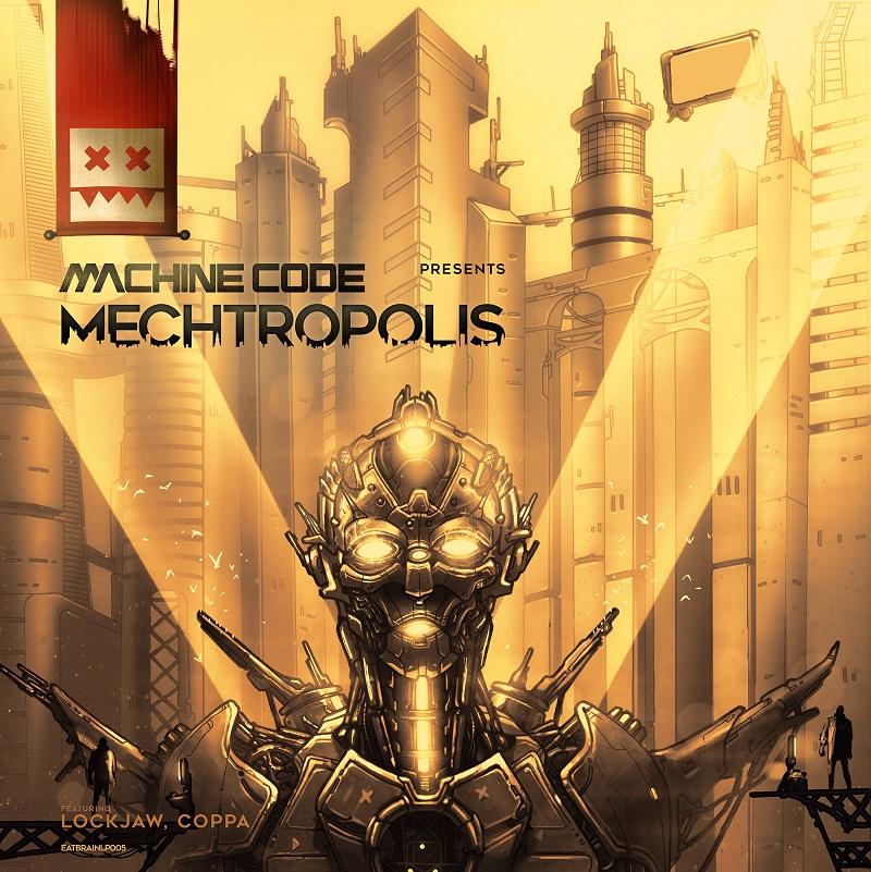 Machine Code - Mechtropolis LP