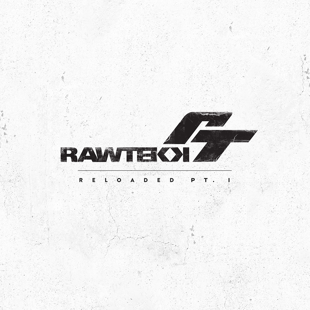 Rawtekk - Reloaded Pt. 1 LP