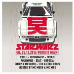 Icicle - Star Warz Presents Shogun Audio Promo Mix