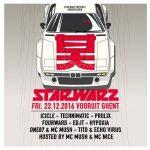 Icicle — Star Warz Presents Shogun Audio Promo Mix